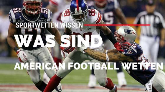 American Football Wetten