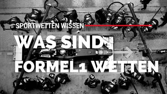 Formel 1 Wetten
