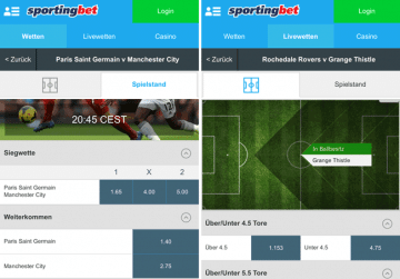 Sportngbet App