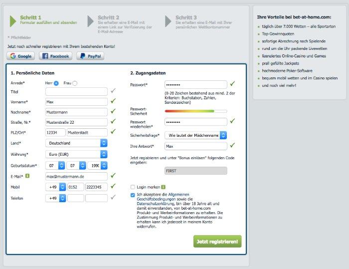 Bankueberweisung_Step1