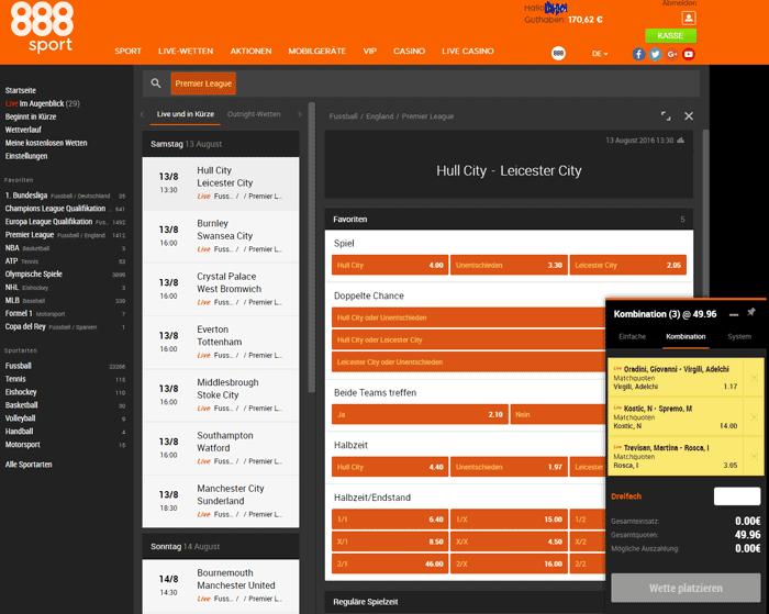 888sport-webseite