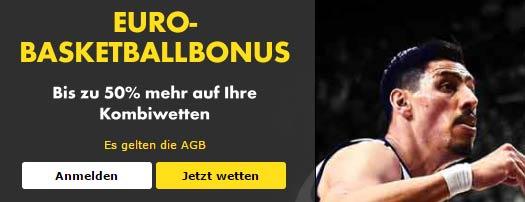 euro basketball bonus bet365