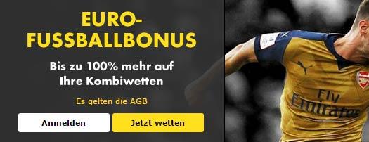 euro fussball bonus