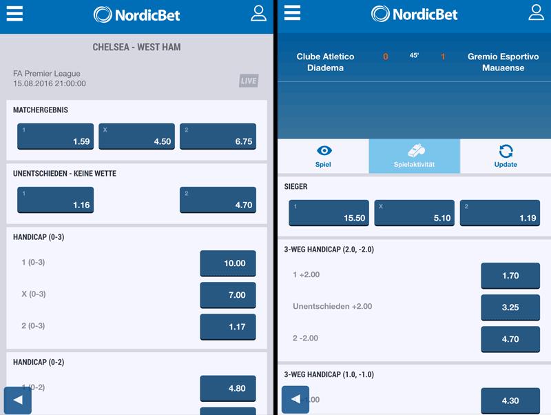 nordicbet-app