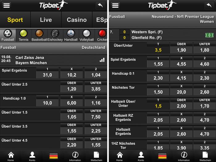 Tipbet App