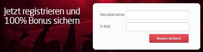 Tipico Bonus Registrierung