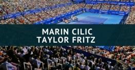 Marin Cilic - Taylor Fritz ATP Indian Wells Tipp 2017