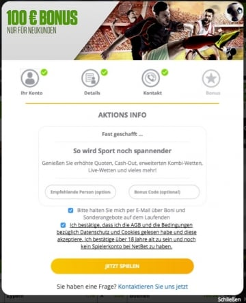 NetBet_Registervier