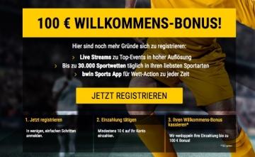 Bwin bonus code 2020