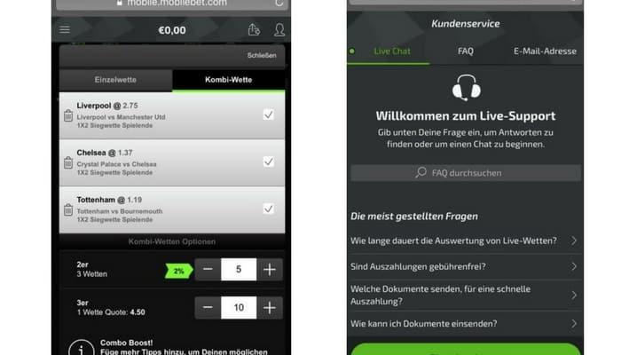 mobilebet_appLive