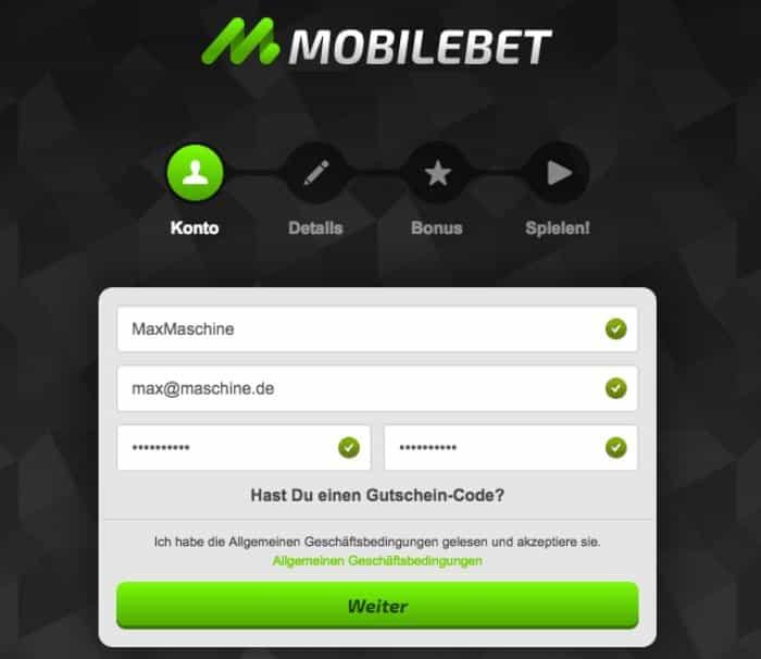 mobilebet_register