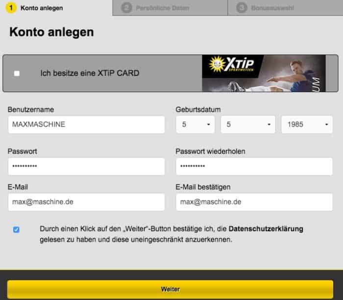 xtip_register
