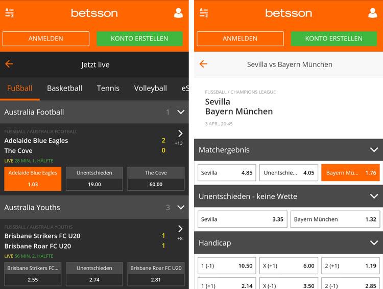 betsson-mobile-app