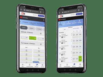 BildBet mobil